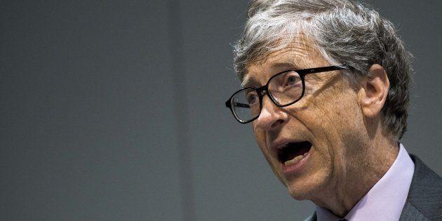 Bill Gates dona 500 milioni di dollari per la costruzione di case