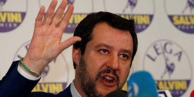 Matteo Salvini all'Agi: