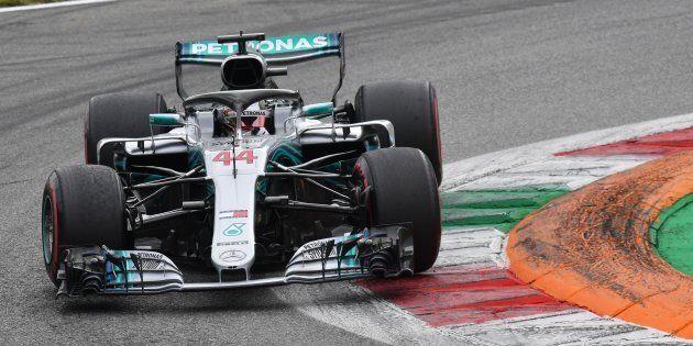Formula 1: Hamilton trionfa a Monza davanti a Raikkonen. Vettel