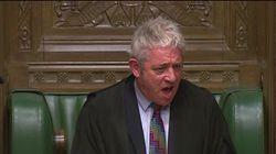 Durante il voto su Brexit, lo speaker della Camera dei comuni ha dato il meglio di