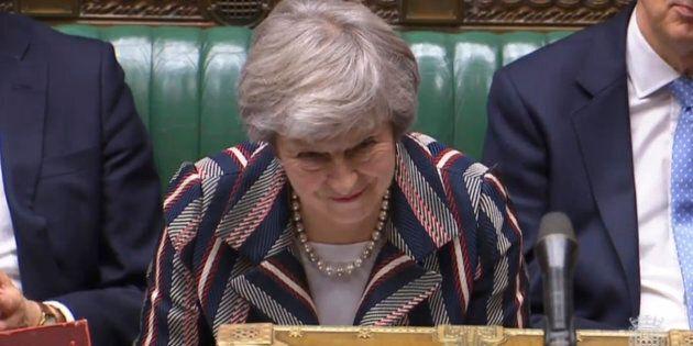 Avanza lo spettro del 'No deal': May non esclude un addio burrascoso e senza accordo dall'Ue, il suo...