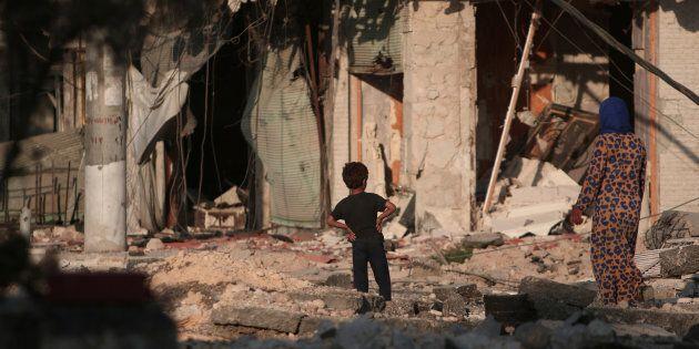 L'Isis in Siria si è riorganizzato, a Manbij è partita la fase
