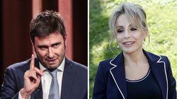Scontro fra Di Battista e Marina Berlusconi: