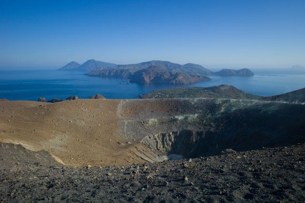 Vulcano Island, Eolian Islands, Sicily,