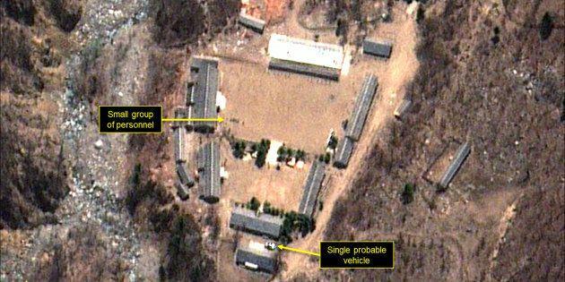Secondo uno studio cinese, il principale sito nucleare di Pyongyang è crollato. Per questo Kim si è