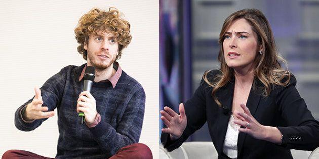 Lo Stato Sociale attacca Maria Elena Boschi: