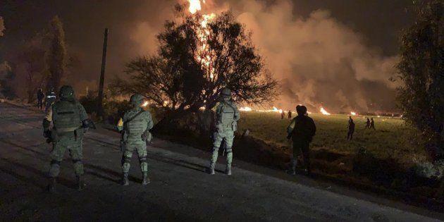 Strage in Messico: 66 morti per l'esplosione di un