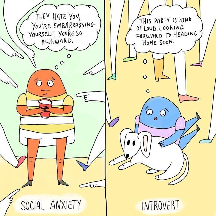 è online dating buono per introversi