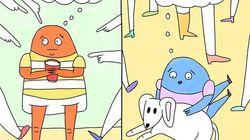 La differenza tra ansia sociale e introversione, in quattro