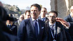 Giuseppe Conte a Matera:
