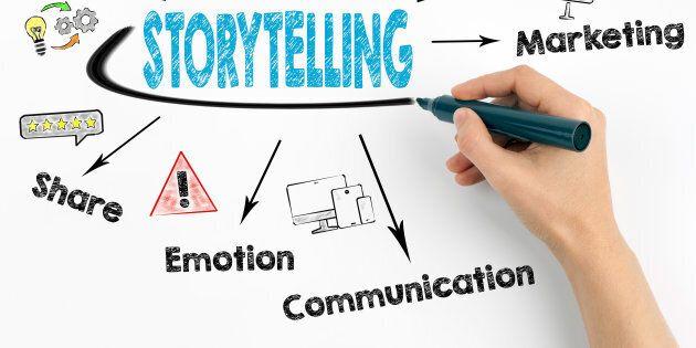 Lo storytelling non serve per raccontare balle, ma nutre la nostra mente e guida il