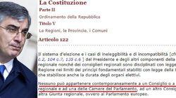 La giunta delle elezioni dell'Abruzzo salva il Governatore-senatore D'Alfonso dall'incompatibilità per la doppia poltrona (di...