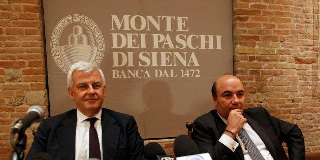 Mps, Alessandro Profumo e Fabrizio Viola rinviati a