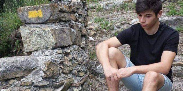 Alessio Vinci, diciottenne italiano trovato morto in un cantiere a