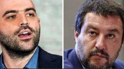 La replica di Saviano, dopo l'attacco ad Afragola: