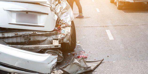 Incidente stradale a Roma: due morti e un
