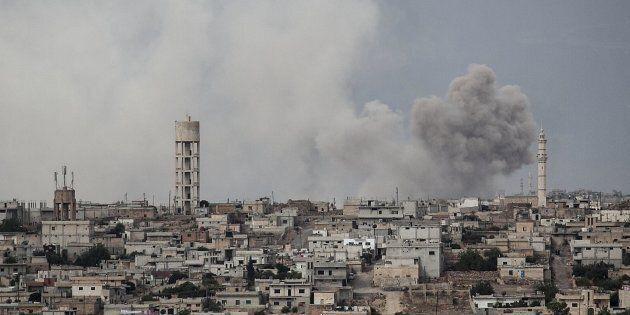 Idlib, l'apocalisse umanitaria alle