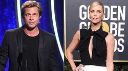 Brad Pitt dimentica Angelina: è amore con Charlize Theron, storica rivale di