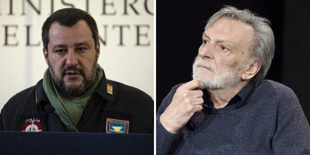 Matteo Salvini Gino