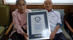 La coppia di centenari più longeva del mondo rivela il segreto per un matrimonio felice e