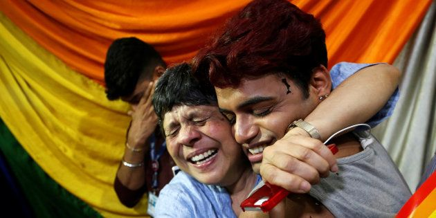 In India essere gay non è più