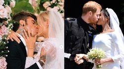 Le nozze dei Ferragnez valgono il doppio di quelle di Harry e Meghan (almeno sui