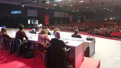 Il congresso della Cgil si apre senza il governo, per il Pd presenti Martina e