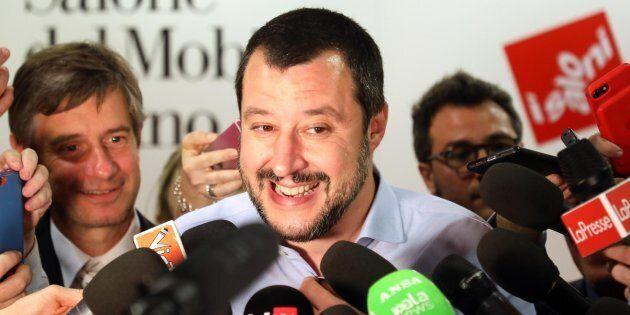 """Matteo Salvini: """"Non cambio programma: priorità stop alla Fornero"""""""