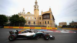 Hamilton vince nella pazza corsa di