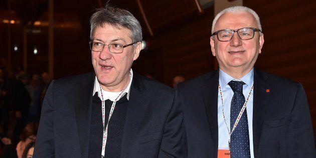 Maurizio Landini - Vincenzo