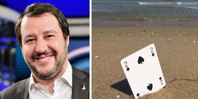 Matteo Salvini festeggia la vittoria di Fedriga in Friuli Venezia Giulia: