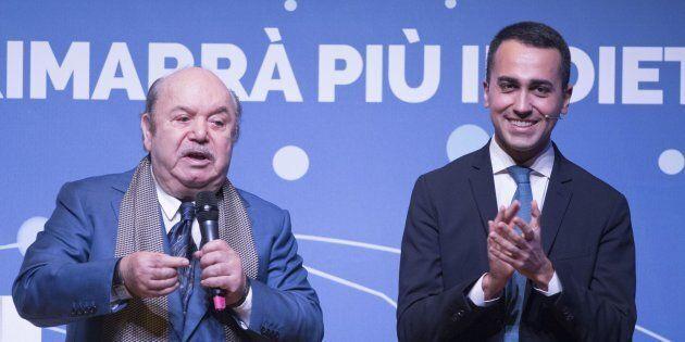 Lino Banfi e Luigi Di