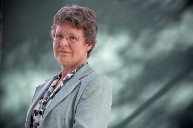 Acclaimed Northern Irish astrophysicist Jocelyn Bell Burnell, pictured at the Edinburgh International...