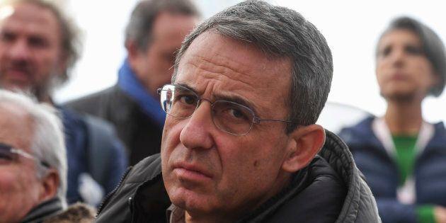 Sergio Costa, ministro dell'Ambiente: