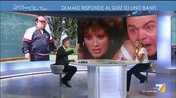 Di Maio spiega perché è stato scelto Banfi a rappresentare l'Italia all'Unesco. E supera il quiz sui suoi