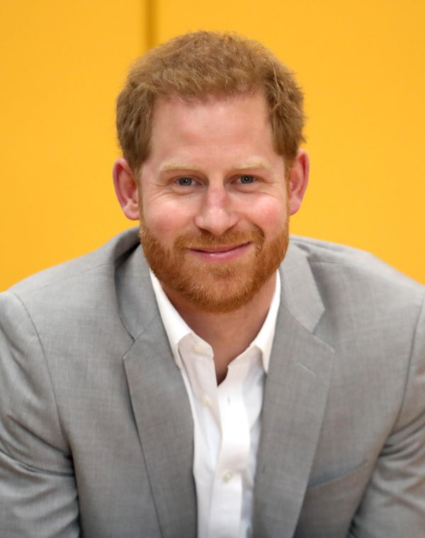 """After Louis was born, William's brother, <a href=""""https://www.huffpost.com/life/topic/prince-harry"""" target=""""_blank"""">Prince Ha"""