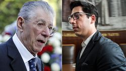 Si ferma il processo per Renzo e Umberto Bossi, il giudice: