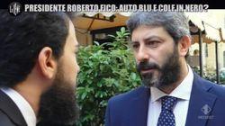 Forza Italia chiede le dimissioni di Fico per il caso della colf in nero, i 5 Stelle lo