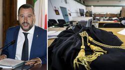 Stato contro Stato: Salvini decide l'escalation dello scontro con i magistrati: