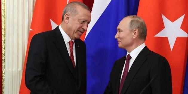 Il futuro della Siria nel patto tra lo Zar Putin e il Sultano