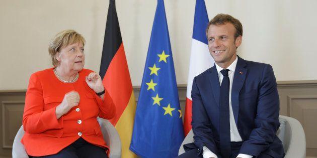 Merkel e Macron: prepariamo il futuro, Europa chance per le