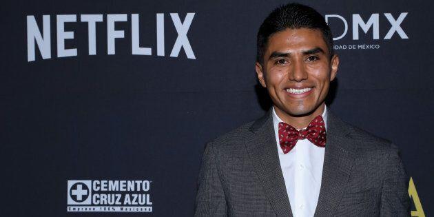 Jorge Guerrero, attore di