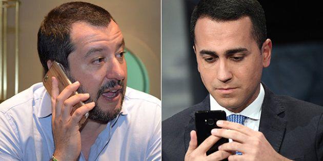 """""""Non è un golpe giudiziario"""". La retromarcia di Salvini. Dietro il ripensamento (anche) un colloquio..."""