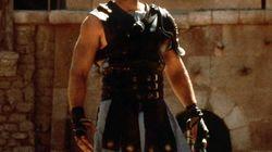 Anche il Gladiatore stasera tifa