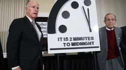 Mancano 2 minuti alla fine del mondo: lo dice l'Orologio