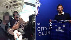 La licenza del pilota che trasportava l'aereo di Emiliano Sala potrebbe essere
