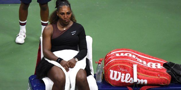 Sconfitta e multata! La clamorosa scenata di Serena Williams agli Us Open le costa