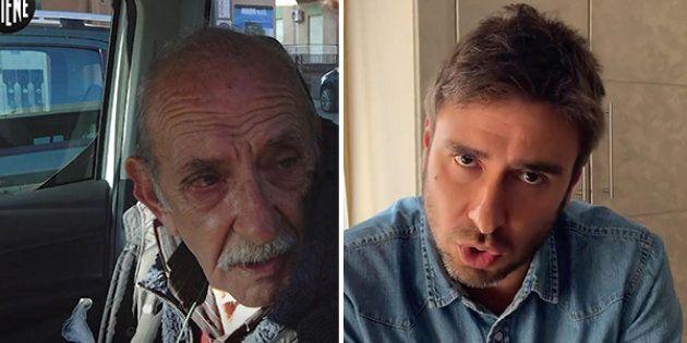 Il padre di Alessandro Di Battista si scusa con il figlio per il lavoratore in nero: