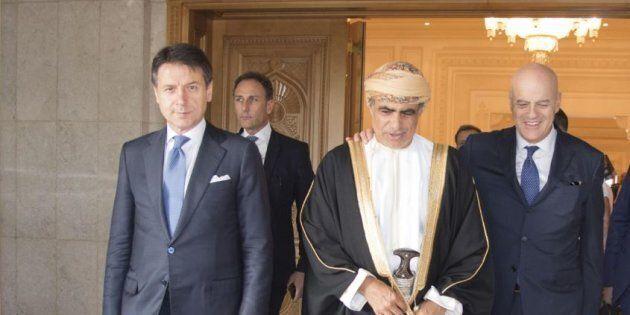 Giuseppe Conte negli Emirati, Eni sigla maxi-accordo sulla