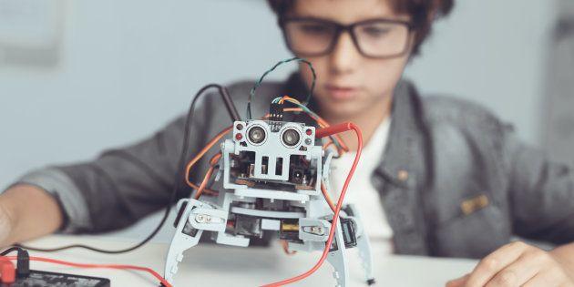 La robotica educativa